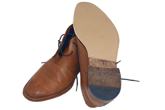 GB Shoe Repairs Services Mens Shoes Ted Baker Image