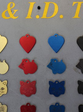 GB Shoe Repairs Services Pet Tags Image
