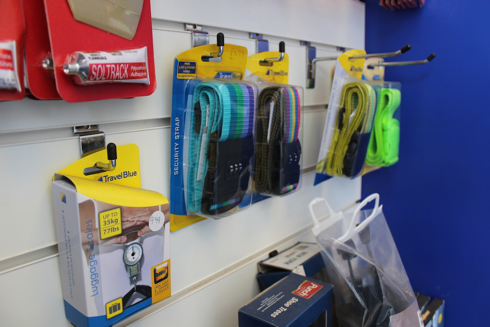 Shoe Repairs Key Cutting Services
